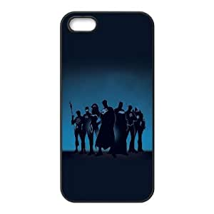 Super Heroes iPhone 4 4s Cell Phone Case Black NiceGift pjz0035120061