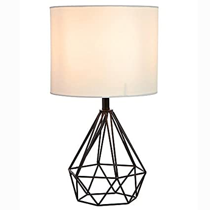 Sottae black hollowed out base modern livingroom bedroom bedside sottae black hollowed out base modern livingroom bedroom bedside table lamp desk lamp with white aloadofball Gallery