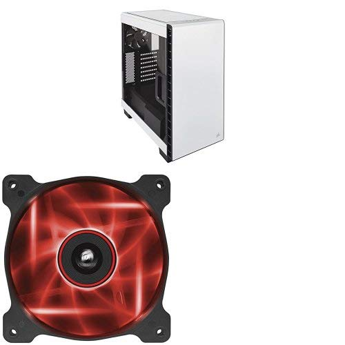 Buy corsair carbide clear 400c compact mid-tower case
