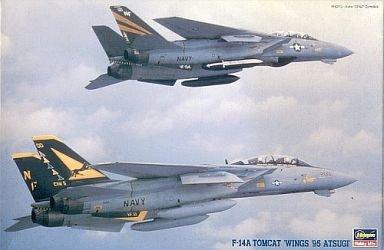 ハセガワ 1/72 F-14A トムキャット 'ウイングス 95 厚木' 「K112」 [04072]