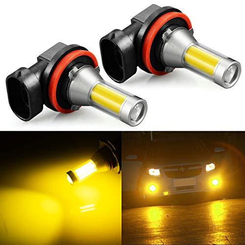 Yellow Led Fog Light Bulbs in US - 9