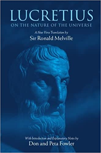 On the Nature of the Universe (Oxford World's Classics )