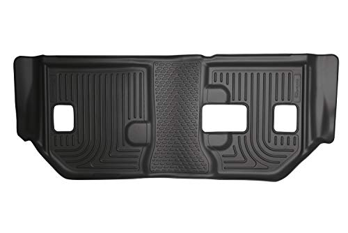 Husky Liners 3rd Seat Floor Liner Fits 11-14 Suburban/Yukon XL1500 2nd Row Bench (Suburban 2nd Seat)