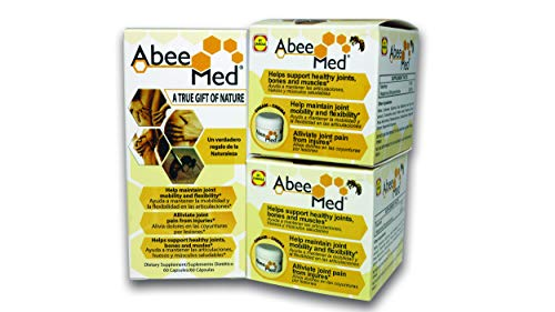 Abeemed Natural Supplement-60 Capsules + 2 Abee Med Cream