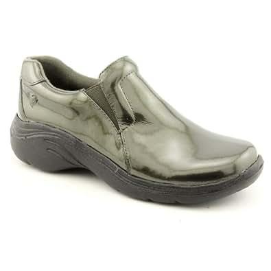 Nurse Mates Women's Dove Patent Casual Shoes,Pewter Patent,7.5 W US