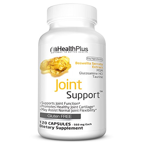 Health Plus 90 Capsules - Health Plus Joint Support, 120 Capsules, 30 Servings