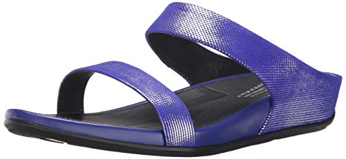 FitFlop Womens Band Opul Slide Banda Opul Slide Mazarin Blue