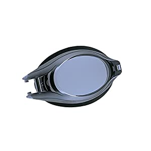 VIEW Swimming Gear Corrective Lens, Platina (-10.0 Diopter,Smoke)