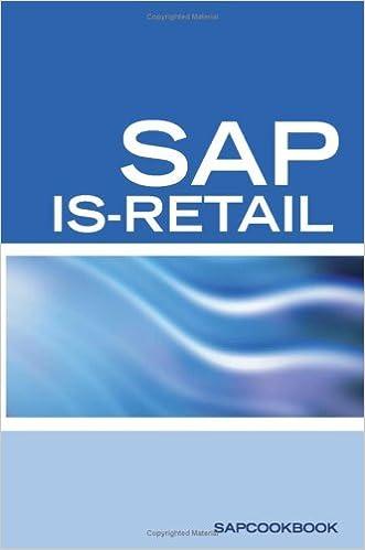 sap is retail interview questions sap is retail certification  sap isretail interview questions sap isretail certification review terri sanchez sapcookbook com sapcookbook 9781933804347 books