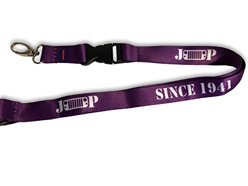 Since 1941 Jeep Lanyard Keychain Holder - Colors: Black, for sale  Delivered anywhere in USA