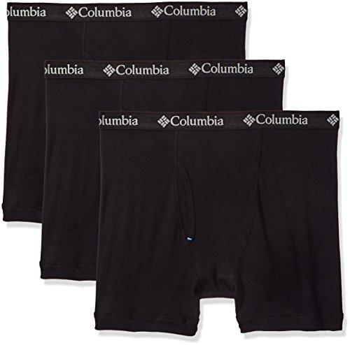 Columbia Boxers - Columbia Men's Plus Size Rm8c201, Black, XXLarge