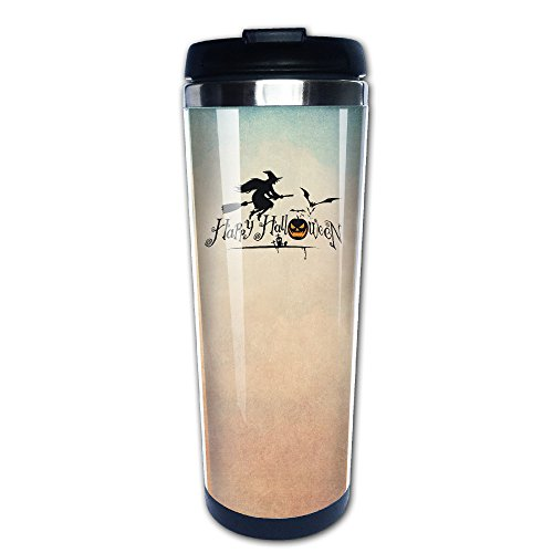 Boomy Funny Happy Halloween Event Stainless Steel Vacuum Cup For Indoor & Outdoor Office School Gym Use