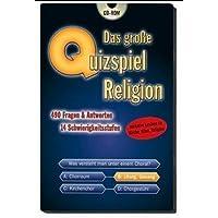 Das große Quizspiel Religion. CD-ROM ab Windows 98 und Mac.OS 8.6.1
