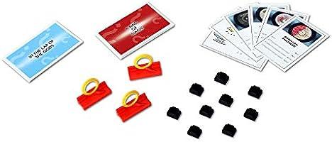 Juego de mesa Queen Kids edición limitada Monopoly: Queen: Amazon.es: Oficina y papelería