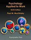 Psychology Applied to Work 9th Edition