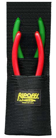 Ripoffs Double Plier Sheath- 8 1/2