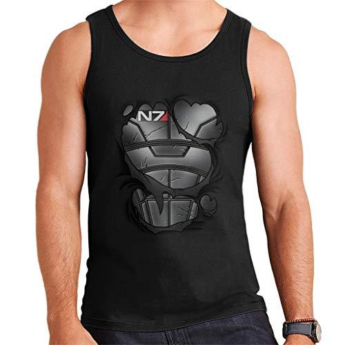 Mass Effect Commander Armour Men's Vest