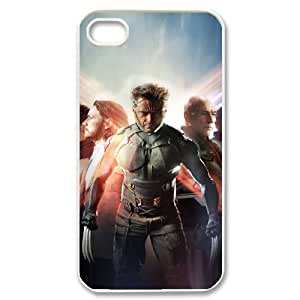 C-EUR Customized Print Wolverine Pattern Back Case for iPhone 4/4S