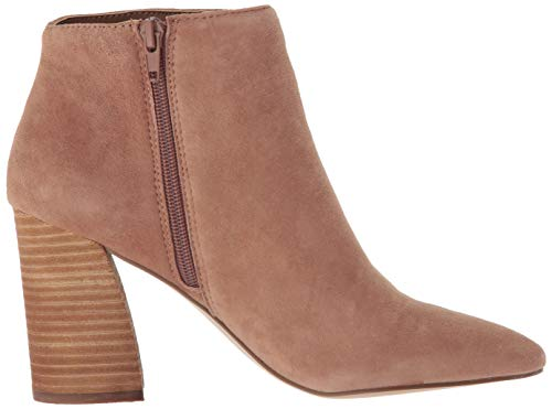 Simmer Ankle M Us Women's 7 Steve Madden Tan Boot Suede RqEwxZgpn
