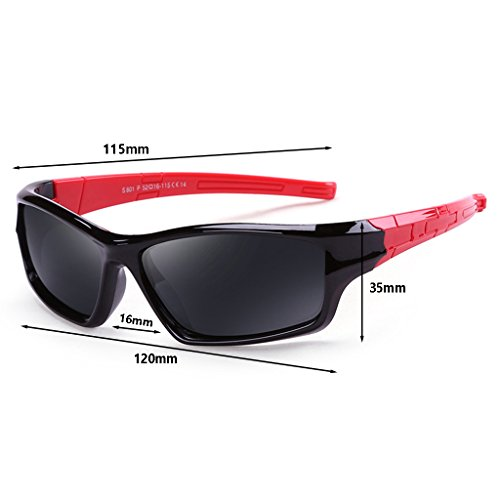 reflejo de gafas árbol aire sol sol polarizadas polarizadas unisex de anti Pequeño al de sol Corea gafas libre Gafas HD xfwScF7