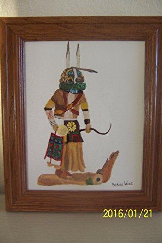 Badger Kachina ,Honan