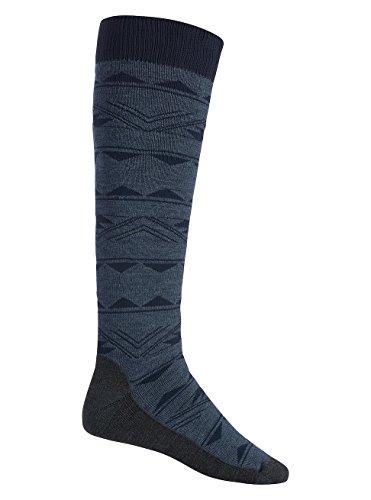 Burton Men's Ranger Socks, Mood Indigo Heather, Medium