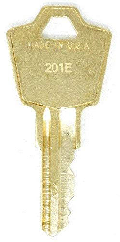HON 201E File Cabinet Replacement Key