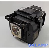 Sklamp ELP-LP85 Brand New Projector Lamp Bulb with Housing for Epson PowerLite Home Cinema 3500 3100 3000 3600e Compatible Projectors Lamp Bulb