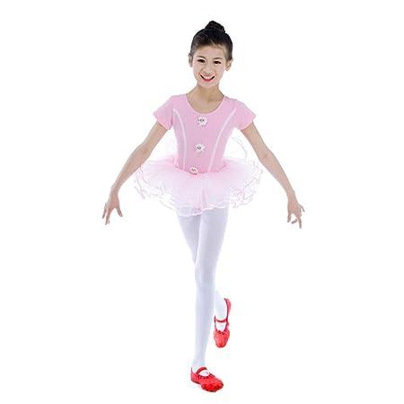 27eedd9fdba57 XOXO cozy Girl's Cotton Dress Gauze Tights Dance, Gymnastics And Ballet ( tights/Little Girls/Big Girls) (Size : 120cm): Amazon.co.uk: Kitchen & Home