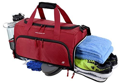 Ultimate Gym Bag 2.0