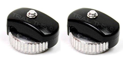 2-Pack CatEye Wheel Spoke Computer Magnets Speed Sensor fits Garmin, Planet Bike