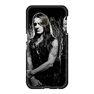 Perfect Hard Cell-phone Cases For Samsung Galaxy S6 (gUN8025MgBY) Customized High Resolution Before The Dawn Band Image