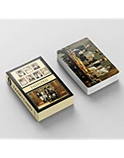 enhypen lomo card ENHYPEN BORDER:CARNIVAL Photocards 55pcs enhypen BORDER:CARNIVAL lomo cards enhypen Merchandise Lomo Cards Photos Gifts for ENGENE