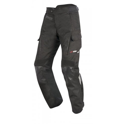 Alpinestars Andes V2 Men's Street Pants - Black / (Alpinestar Motorcycle Pants)