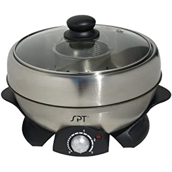 SPT SS-301 Multi-Cooker Shabu Shabu and Grill