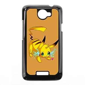 Pokemon Pokemon HTC One X Cell Phone Case Black Special gift AJ857U9U