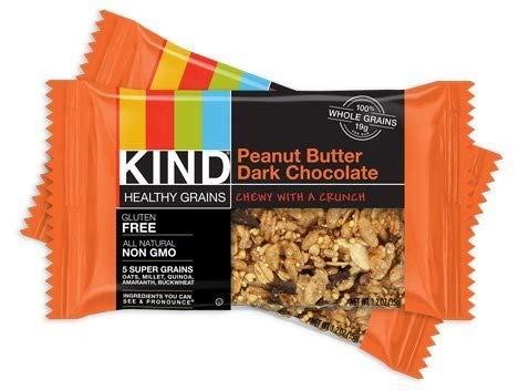 Kind Granola Bar Dark Chocolate Peanut Butter (Pack of 36)