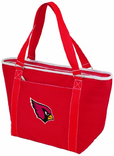 - NFL Arizona Cardinals Topanga Insulated Cooler Tote, Red