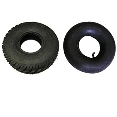 WhatApart 4.10/3.5-4 Tire and inner tube for Goped Bigfoot Big Foot gas Scooter : Sports & Outdoors