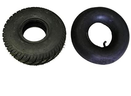 WhatApart 4.10/3.5-4 Tire and inner tube for Goped Bigfoot Big Foot gas Scooter