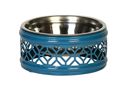 Unleashed Life Dog Bowl – Feeder for Dog, Cat, Pet Food & Water