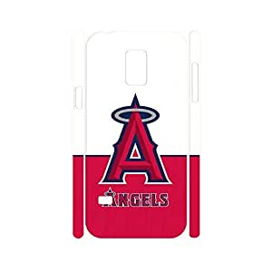 Deluxe Dustproof Baseball Team Logo Print Phone Cover Skin for Samsung Galaxy S5 Mini SM-G800 Case