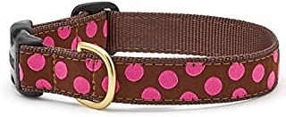 product image for Up Country Brown with Pink Dot Collar