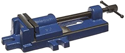 Yost Vises General-Purpose Drill Press Vise with Stationary Base