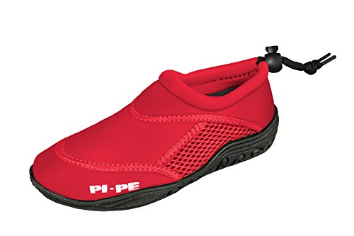 PI-PE – Escarpines infantiles Active Aqua shoes rojo