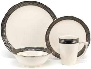 Cuisinart Jenna 16-Pc.Dinnerware Set