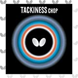 Butterfly 1.9 Tackiness Chop Rubber, Black