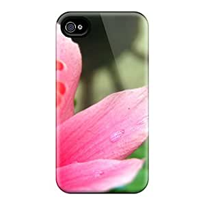 New Iphone 4/4s Case Cover Casing(pristine Flower)