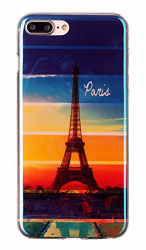 iPhone 8Plus/7Plus Case, Hynice anti-scratch and Drop Protection Resistant Blue Light Soft TPU Slim Lightweigh Case Cover shell for Apple iPhone 8Plus/7Plus 5.5 (Color 7) For Sale