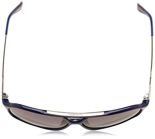 81 Lunette Bluette Rectangulaire Carrera soleil de Grey Bleu qHwxtPT